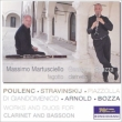 Duett For Clarinet & Bassoon: Spezza(Cl)Martusciello(Fg)