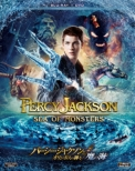 Percy Jackson: Sea of Monsters 2 Disc Bly-ray & DVD [First Press Limited Edition]