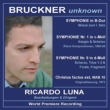 Bruckner Unknown : R.Luna / Ensemble Viennayres, Ensemble Wien-Linz, etc