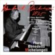 Michelangeli: Grange De Meslay Recital-beethoven, Schubert, Debussy, Chopin (1975)