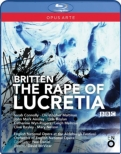The Rape of Lucretia : Mcvicar, P.Daniel / English National Opera, Connolly, Maltman, Wyn-Rogers, Ainsley, etc (2001 Stereo)