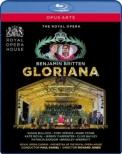 Gloriana : R.Jones, P.Daniel / Royal Opera House, Bullock, T.Spence, P.Bardon, K.Royal, etc (2013 Stereo)