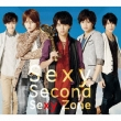 Sexy Second (+DVD)[First Press Limited A]
