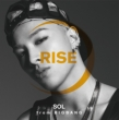 RISE [+SOLAR & HOT] (2CD)[Lawson HMV Original Novelty]