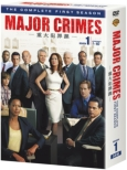 MAJOR CRIMES Season 1 Collector' s Box