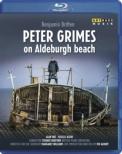 Peter Grimes : T.Albery, Bedford / Britten-Oears Orchestra, A.Oak, G.Allen, Kempster, Wyn-Rogers, etc (2013 Stereo)