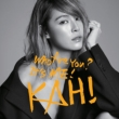 KAHI [Who Are You?+Come Back You Bad Person] (CD)