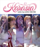 KARA 2nd Japan Tour 2013 KARASIA [First Press Limited Edition](2Blu-ray)