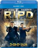R.I.P.D Blu-Ray+dvd Set