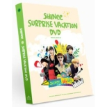 SHINee SURPRISE VACATION DVD: ����f�G�ȓ�