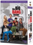 The Big Bang Theory Season 3 Complete Box