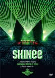 JAPAN ARENA TOUR SHINee WORLD 2013 -Boys Meet U-[Standard Edition](2DVD+PHOTOBOOKLET)