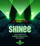 JAPAN ARENA TOUR SHINee WORLD 2013 -Boys Meet U-[Standard Edition](2Blu-ray+PHOTOBOOKLET)