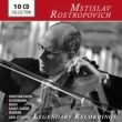 Mstislav Rostropovich -Legendary Recordings (10CD)