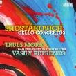 Cello Concertos Nos.1, 2 : Mork(Vc)V.Petrenko / Oslo Philharmonic