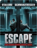 Escape Plan Blu-ray Steel Case
