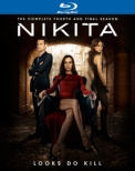 Nikita Sseason 4 (Final Season)Complete Box