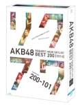 AKB48 Request Hour Set List Best 200 2014 (200-101ver.)Special Blu-ray Box