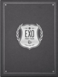 EXO' s First Box DVD (4DVD+Earphone Winder)