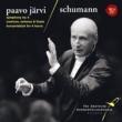 Sym, 4, : P.jarvi / Deutsche Kammerphilharmonie +overture Scherzo & Finale, Konzertstuck (Hyb) / Schumann