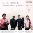 String Quartets Nos.4, 7, Great Fugue : Quartetto di Cremona (Hybrid)