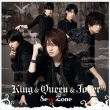 KING & QUEEN & JOKER(+DVD)[First Press Limited Edition F]