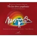 Symphonies Nos.39, 40, 41 : Bruggen / 18th Century Orchestra (2010)