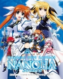 Magical Girl Lyrical Nanoha Strikers Blu-Ray Box