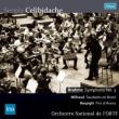 Sym, 3, : Celibidache / French National Radio O +respighi: I Pini Di Roma, Milhaud: Saudades Do Brasil