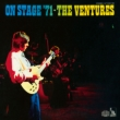 The Ventures On Stage 71(Papersleeve)