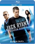 Jac�� Ryan: Shadow Recruit Blu-ray+DVD Combo (2 discs)