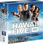 Hawaii Five-0 The First Season Value Box