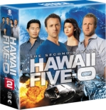 Hawaii Five-0 The Second Season Value Box