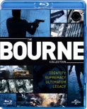 The Bourne Series:Best Value Blu-Ray Set
