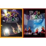 Sphere Live 2013 Splash Message! -Sun Shine Stage: -Live Blu-ray Set (Both Purchasers Special Storage Box)
