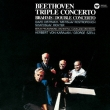 Triple / Double Concerto: Oistrakh Rostropovich S.richter Karajan / Szell /