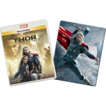Thor: The Dark World MovieNEX +3D Steelbook