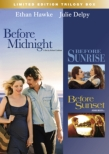 Before Sunrise / Before Sunset / Before Midnight Trilogy Box