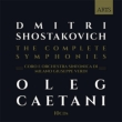 Comp.symphonies: Caetani / Milan G.verdi So / Shostakovich (1906-1975)