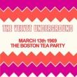 Boston Tea Party, March 13th 1969