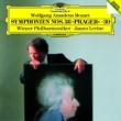 Symphonies Nos.38, 39 : Levine / Vienna Philharmonic