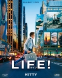 The Secret Life Of Walter Mitty Blu-ray & DVD