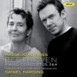 Piano Concertos Nos.3, 4 : Pires(P)Harding / Swedish Radio Symphony Orchestra