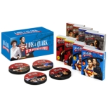 Lois & Clark: The New Adventures Of Superman S1-S4 Complete Dvd Box