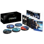 FRINGE Season 1 -5 Complete DVD Box (50 Discs)Soft Shell [First Press Limited Edition]