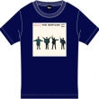 Help! 50th Anniversary T-shirt Navy Size: S
