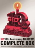 Sid 10th Anniversary Tour 2013 Complete Box