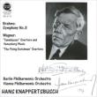 Brahms Symphony No.3 : Knappertsbusch / Berlin Philharmonic (1944)+Wagner : Vienna Philharmonic (1953)+Rehearsal : Munich Po (1962)