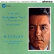 Sibelius Symphony No.5, Finlandia, Mussorgsky Pictures at an Exhibition : Karajan / Philharmonia (Hybrid)