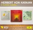 Orchestral Works -Schoenberg, Berg, Webern : Karajan / Berlin Philharmonic (3CD)